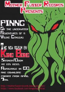 King Bong Flyer
