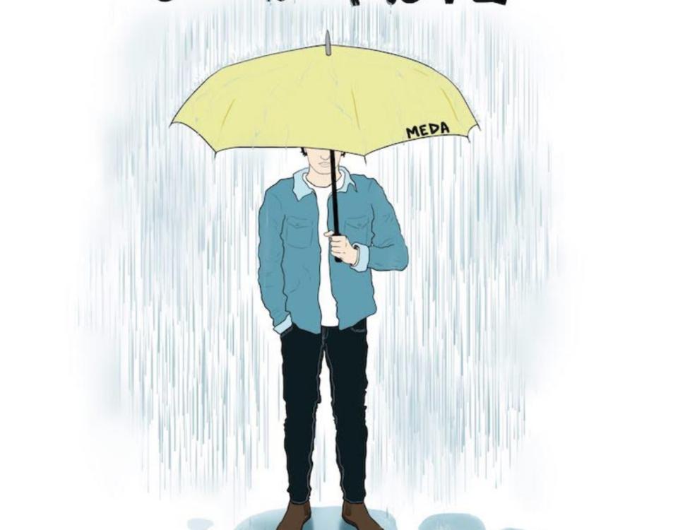 Come Piove, il singolo di Meda