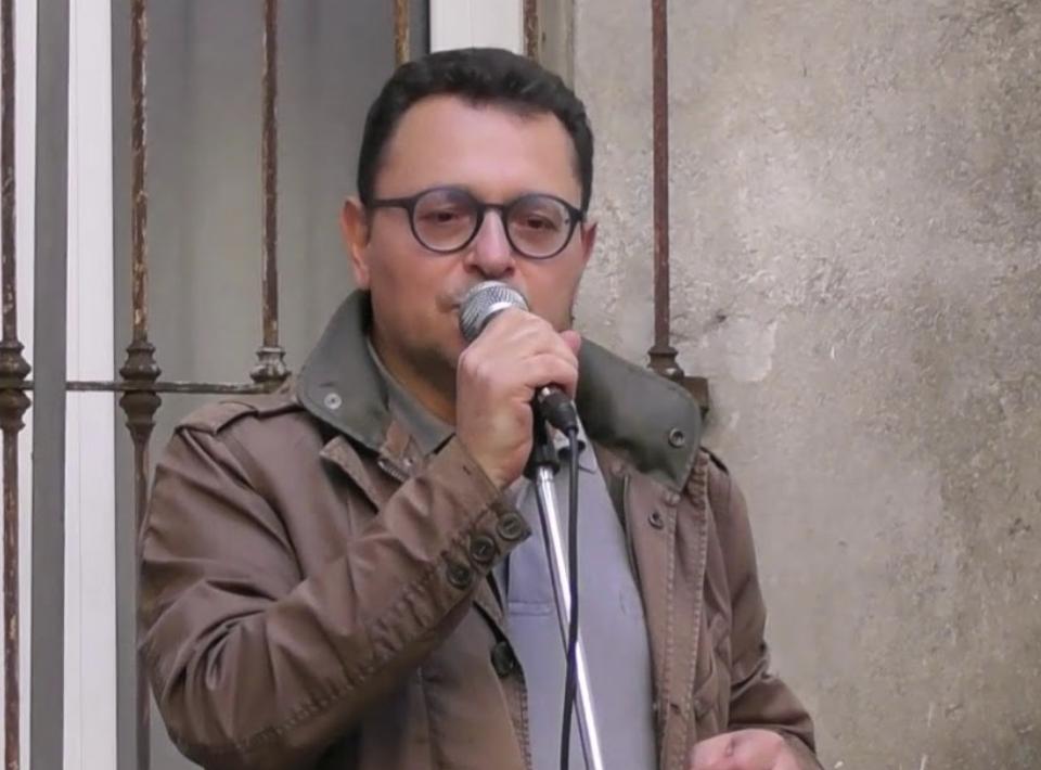 PIERGIORGIO TEDESCO CANTAUTORE