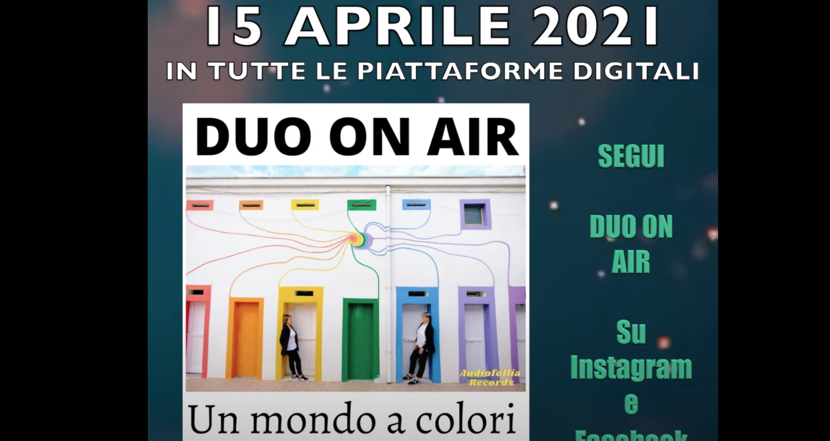 DUO ON AIR - Promo