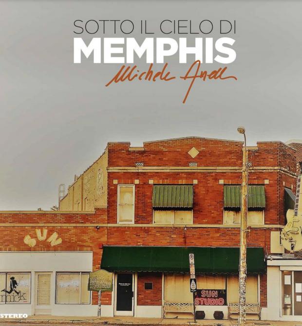 """Michele Anelli - """"Sotto il cielo di Memphis"""" è il suo nuovo album"""